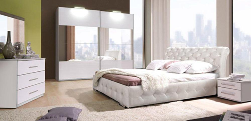 Chambre coucher nouvelle d coration pour la renouveler for Chambre a coucher adulte en solde
