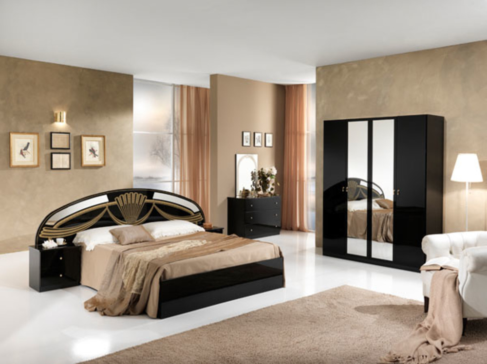 chambre coucher nouvelle d coration pour la renouveler. Black Bedroom Furniture Sets. Home Design Ideas