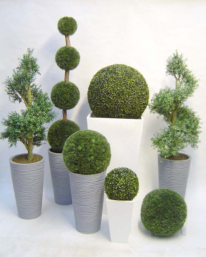 comment utiliser des plantes artificielles dans sa d co. Black Bedroom Furniture Sets. Home Design Ideas